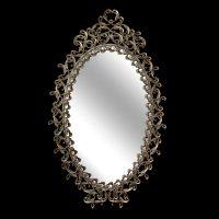 آینه برنزی مدل دیبا