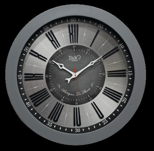 ساعت دیواری طرح تیک ۷۱۴